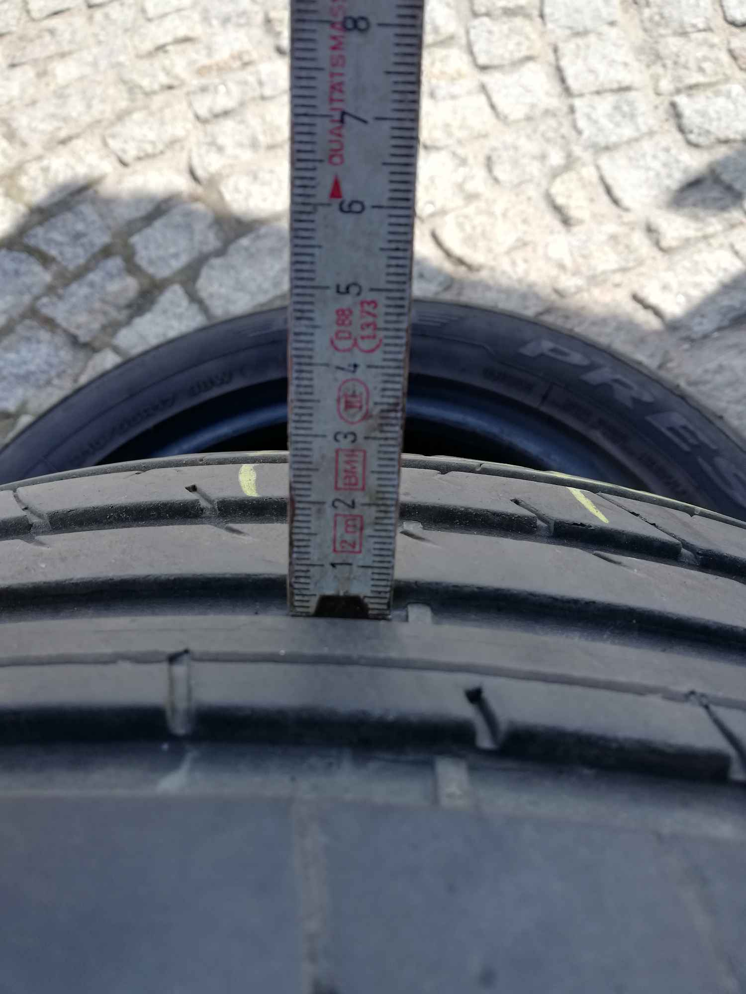 2 używane letnie opony Dębica PRESTO 215/55 R17 Fabryczna - zdjęcie 2