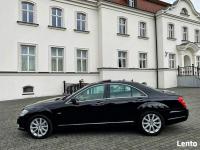 Mercedes S 350 258km lift skóra xenon szyber radar kamera top ful Bugaj - zdjęcie 6