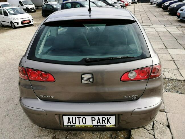 Seat Ibiza 1.9 TDI 101Km - Sprowadzony/ Opłacony Nowy Sącz - zdjęcie 4