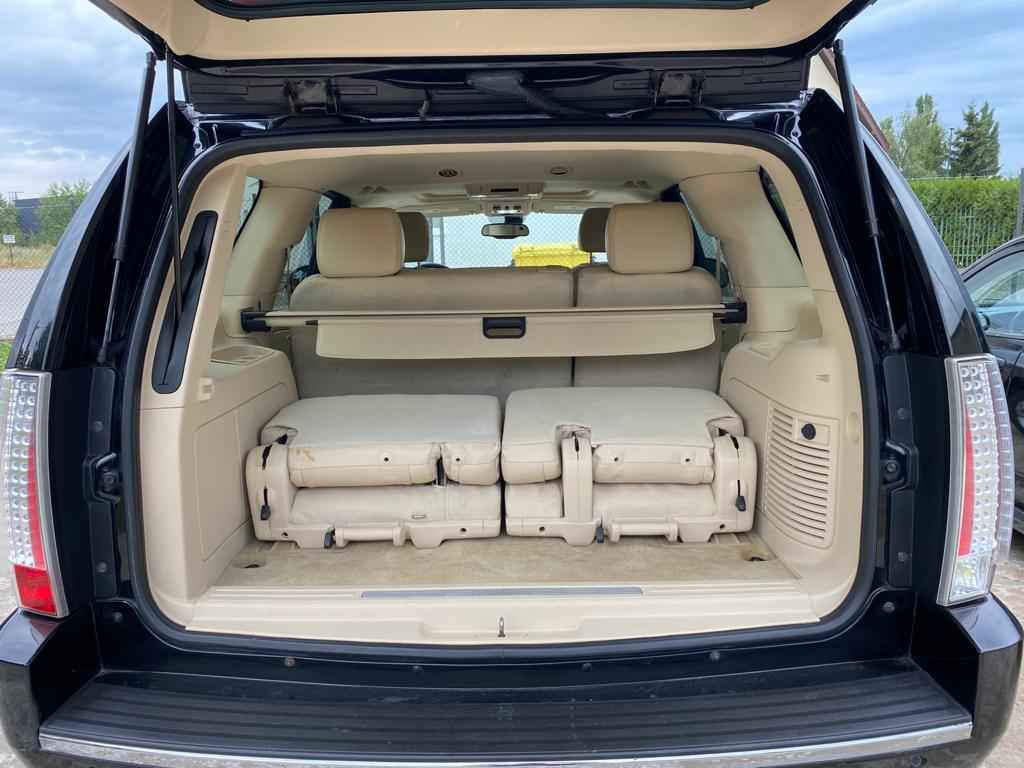 Samochód do ślubu Trójmiasto - Cadillac Escalade Gdańsk - zdjęcie 3