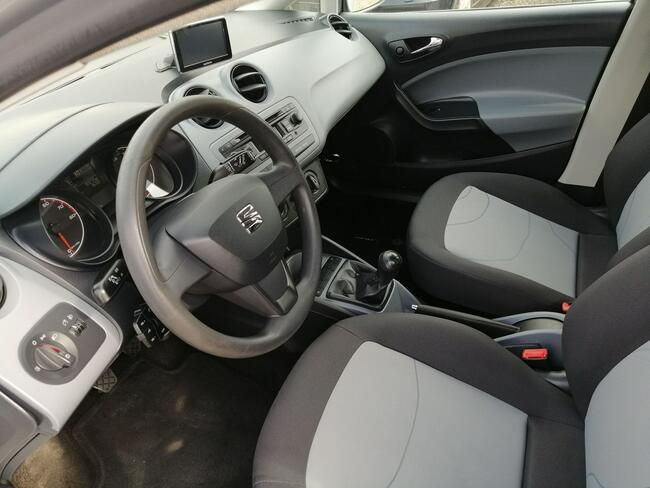 Seat Ibiza bezwypadkowy Słupsk - zdjęcie 8
