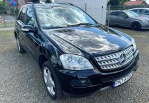 Mercedes ML 280 Zarejestrowany, navi, automat, 4x4! Zbąszyń - zdjęcie 9