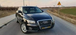 Audi Q5 4x4 Ledy Xenon Skóry Navi Gniezno - zdjęcie 3