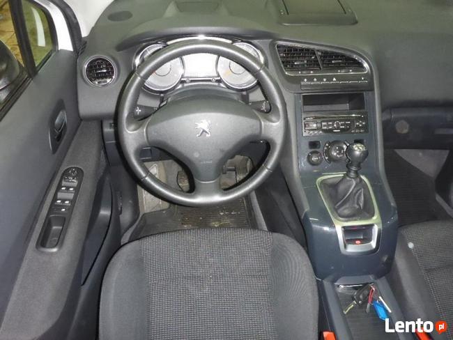 Peugeot 5008 Salon Polska Gwarancja 1 rok Fvat  Navi 1.6 HDi 120KM Warszawa - zdjęcie 4