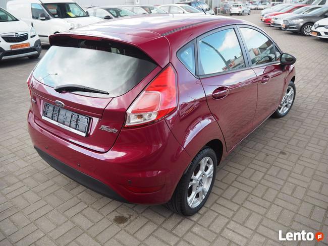 Ford Fiesta 1,0 Ecoboost Gold X Gdańsk - zdjęcie 3