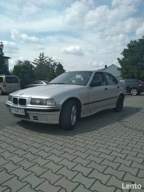 Sprzedam BMW E36 Kalisz - zdjęcie 1