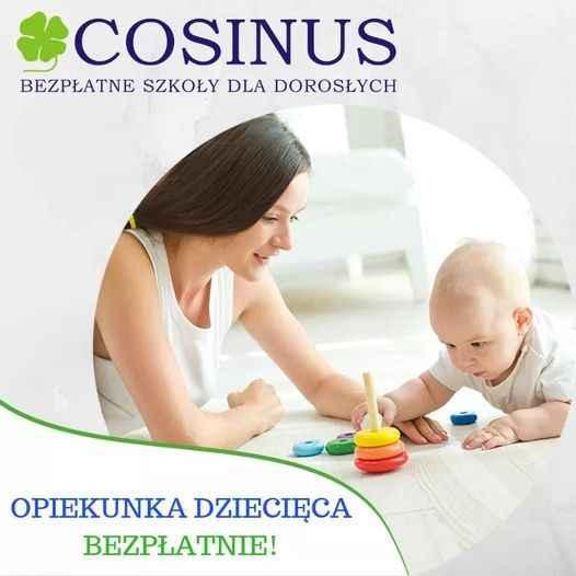 Opiekunka dziecięca - zawód z pasją Chorzów - zdjęcie 1