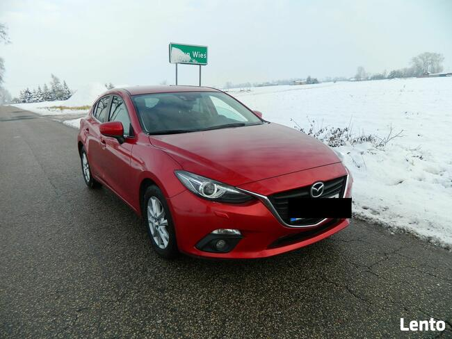 Mazda 3 SKYACTIV-D IDEAŁ Navi Alu Kamera Piotrków Kujawski - zdjęcie 9