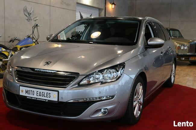 Peugeot 308 PANORAMA  ## Kamera |opłacony | PIĘKNY I ZADBANY relingi Stare Miasto - zdjęcie 12