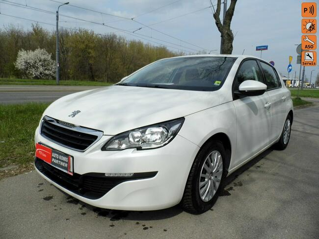 Peugeot 308 salon Polska vat 23% Łódź - zdjęcie 1