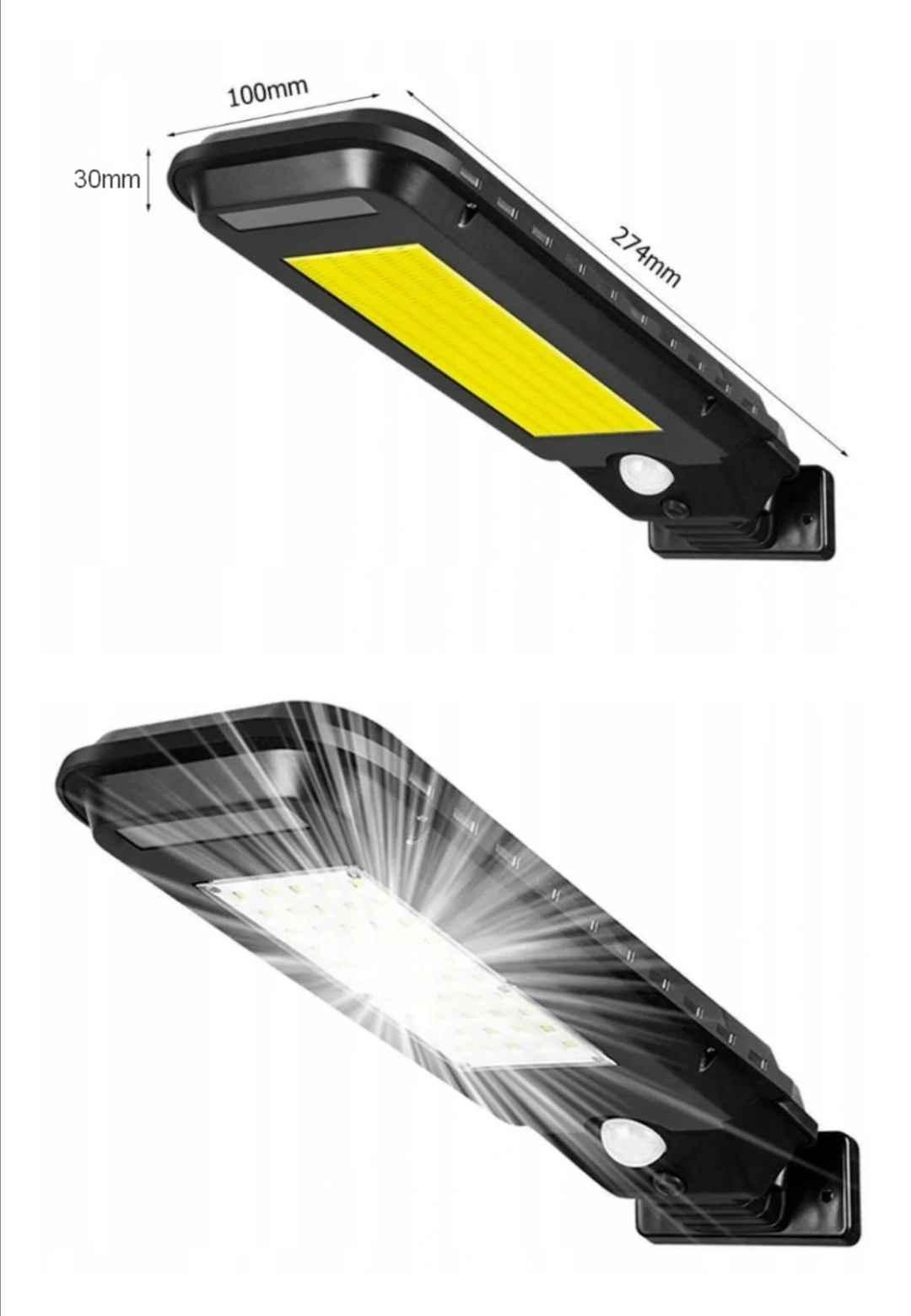 Lampy Solarne uliczne duze i male Konin - zdjęcie 10