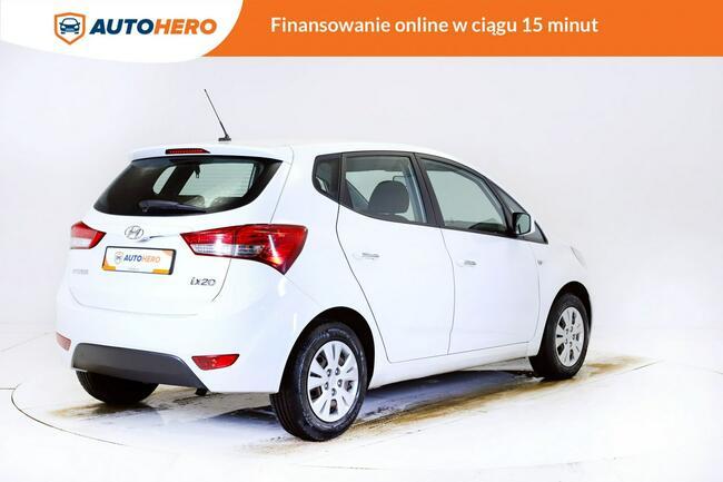 Hyundai ix20 DARMOWA DOSTAWA Klimatyzacja, Hist.serwisowa Warszawa - zdjęcie 6