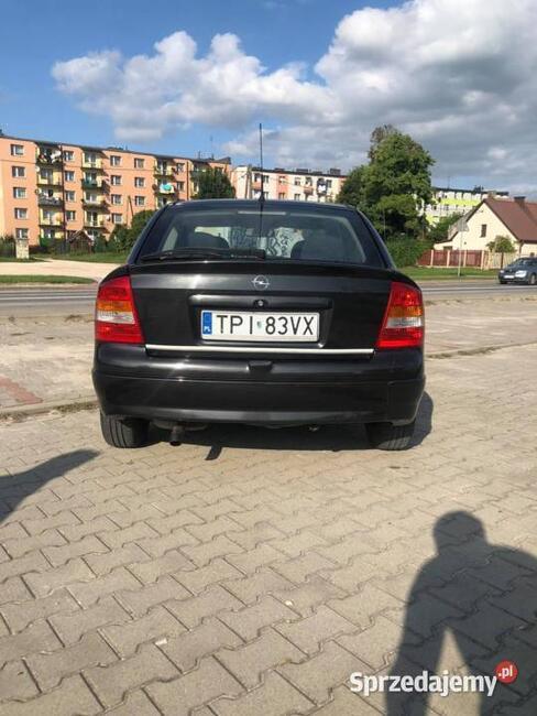 Opel astra g II 1.6 8v GAZ Pińczów - zdjęcie 4
