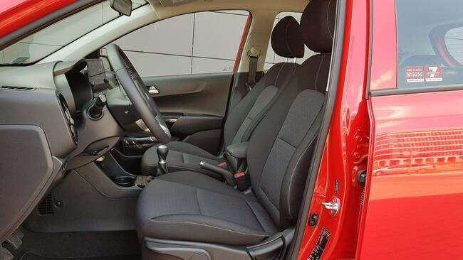 Kia Picanto 1.2 DPi 5MT 84 KM Wersja L Kamera KlimaAuto LED Łódź - zdjęcie 10