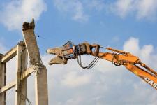 Szczęka szczęki kruszące pulweryzator kruszer do wyburzeń Koszalin - zdjęcie 7