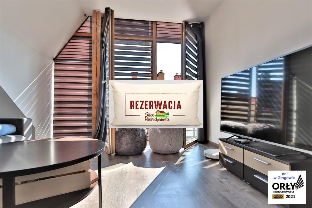 Unikatowe 2 poziomowe mieszkanie na Starym Mieście Głogów - zdjęcie 6