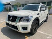 Nissan Armada 5.6 V8 benz. 400 KM 4x4 Automat 7-bieg. 2017 Bielany Wrocławskie - zdjęcie 2