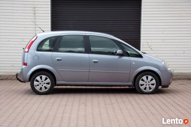 Opel Meriva Klimatyzacja / Gwarancja  / 1,6 / 100KM / 2005r Mikołów - zdjęcie 3