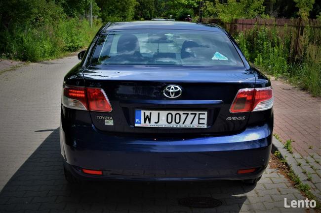 Toyota Avensis S. Polska/ Serwisowana/ Bezwypadkowy/ Faktura VAT/ Warszawa - zdjęcie 5