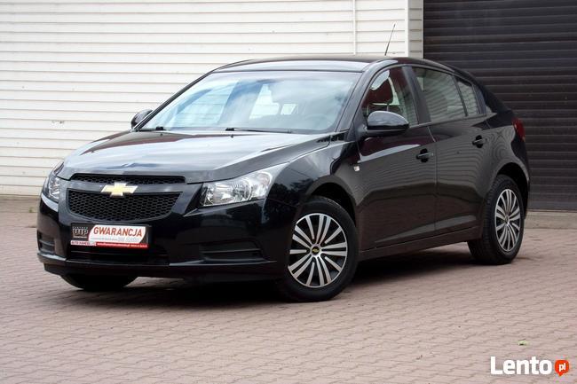 Chevrolet Cruze Klimatyzacja / Gwarancja / 1,6 / 124KM / 2011r Mikołów - zdjęcie 2