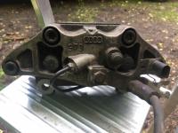 Tarcza + zacisk Audi A6C6 allroad Bałuty - zdjęcie 1
