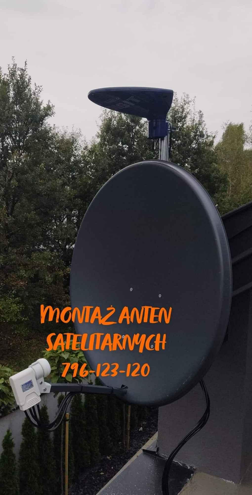 SERWIS TELEWIZJI SATELITARNEJ NC-Plus Polsat Cyfrowy Biecz - zdjęcie 1