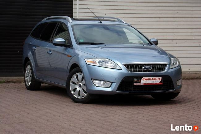 Ford Mondeo Navigacja / TItanium / gaz PRINC / 2,0 / 145KM / 2008 Mikołów - zdjęcie 5