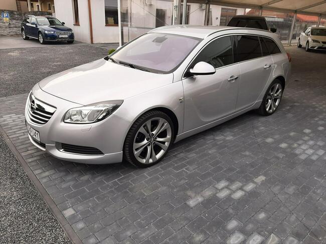 Opel Insignia 2.0 CDTI* 160 KM* AUTOMAT* Zarejestrowana* Zduńska Wola - zdjęcie 6