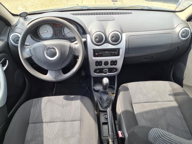 2009 Dacia Sandero 1.6 Benzyna 90 PS 73 tyś KM Nowy Sącz - zdjęcie 6