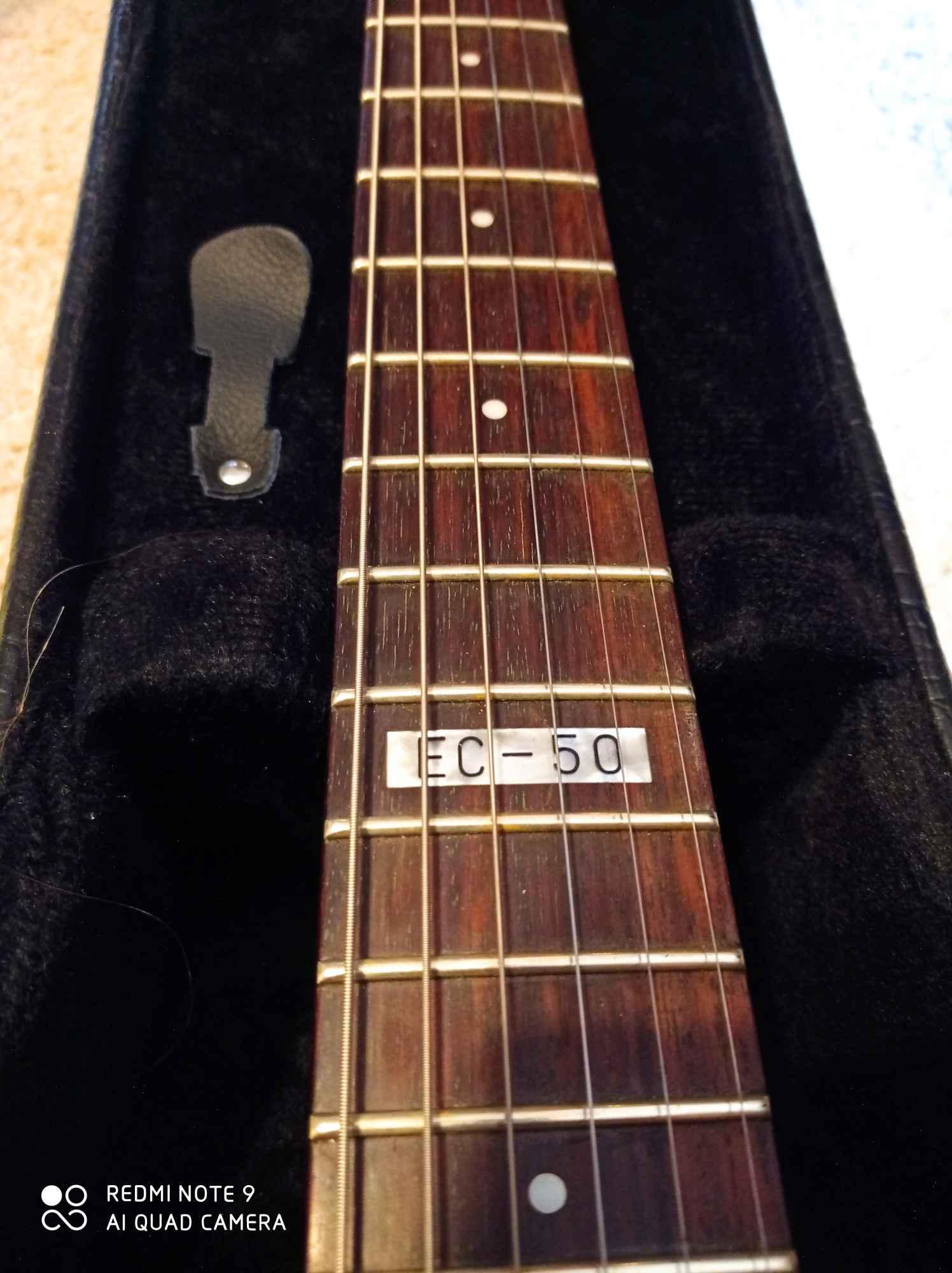Gitara Elektryczna ESP LTD EC-50 BLKS + DODATKI (DARMOWA WYSYŁKA) Lubań - zdjęcie 3