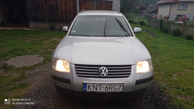Volkswagen Passat B5 kombi Łapsze Wyżne - zdjęcie 6