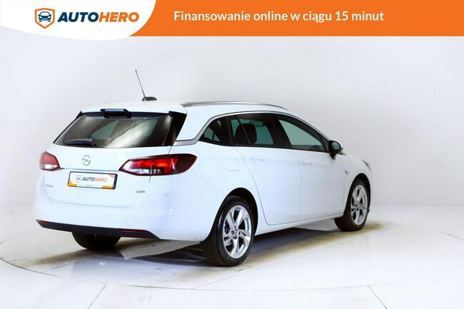Opel Astra DARMOWA DOSTAWA, Navi, Klimatyzacja, PDC, I właściciel Warszawa - zdjęcie 6