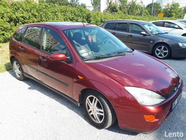 Ford Focus 2001 r. SPRZEDAM Targówek - zdjęcie 1