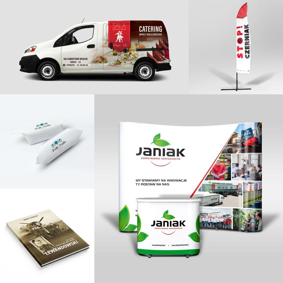 Ulotki-Wizytówki-Logo-Banery-Strony www/Agencja Reklamowa/Reklama Bałuty - zdjęcie 1