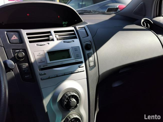 Toyota Yaris 1.3 B 87 KM Jedyne 95 tys. km 1 właściciel Rzeszów - zdjęcie 8