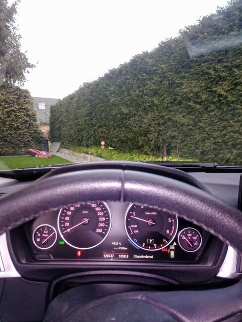 BMW F31 320d 190km/140kWh Auto/HUD/LED/Czytania znaków/NaviP Rzeszów - zdjęcie 12