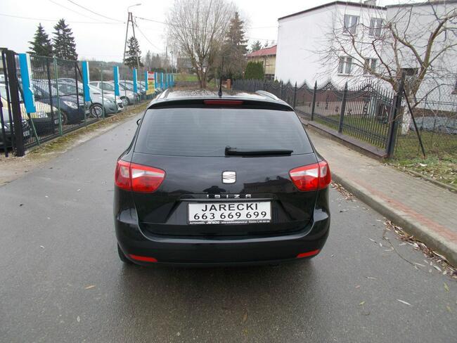 Seat Ibiza Opłacony Zdrowy Zadbany z Klimatronikem  100 Aut na Placu Kisielice - zdjęcie 6