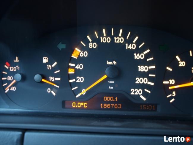 Mercedes E 290 2.9 Turbodiesel AVANTGARDE 1998r Kalisz - zdjęcie 6