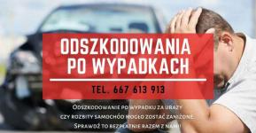 Odszkodowania po wypadkach Kielce - zdjęcie 1