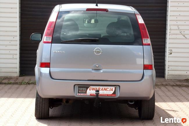 Opel Meriva Klimatyzacja / Gwarancja  / 1,6 / 100KM / 2005r Mikołów - zdjęcie 7