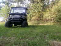 Quad Polaris Ranger 900 Diesel 4x4 Homologacja!!! Turek - zdjęcie 3