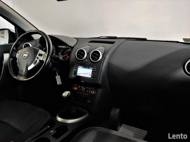 Nissan Qashqai 1.6 DOHC 117 KM, Kamera cofania, Salon PL, Gwarancja Gdynia - zdjęcie 6