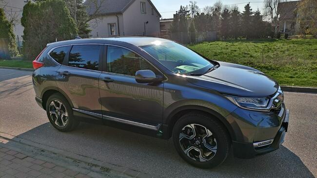 Honda CR-V Hybryda 2.0 184KM AWD Skóra Navi LED Zadbana Błonie - zdjęcie 6