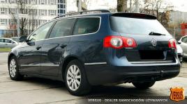Volkswagen Passat 2.0TDI 140hp 8V BMP Klima Tempomat Zamiana Raty Gdynia - zdjęcie 8