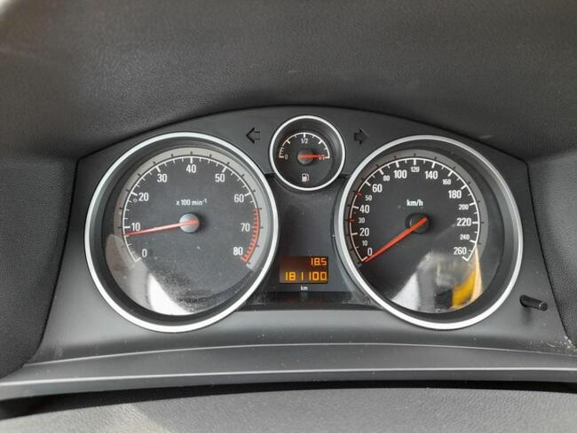 Opel Zafira B Ciechanów - zdjęcie 8