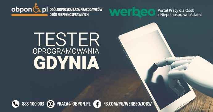 Tester oprogramowania - praca stacjonarna Gdynia Gdynia - zdjęcie 1