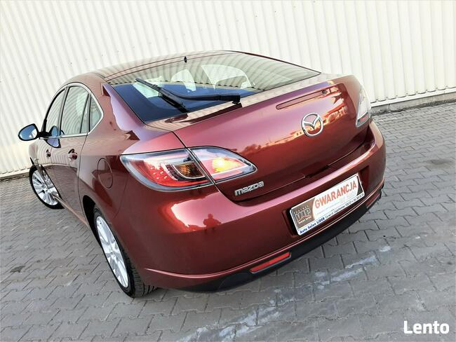 Mazda 6 Gwarancja VIP-Gwarant Serwisowany Bezwypadkowy Częstochowa - zdjęcie 5