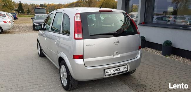 Opel Meriva Klima ! Niski przebieg Chełmno - zdjęcie 4