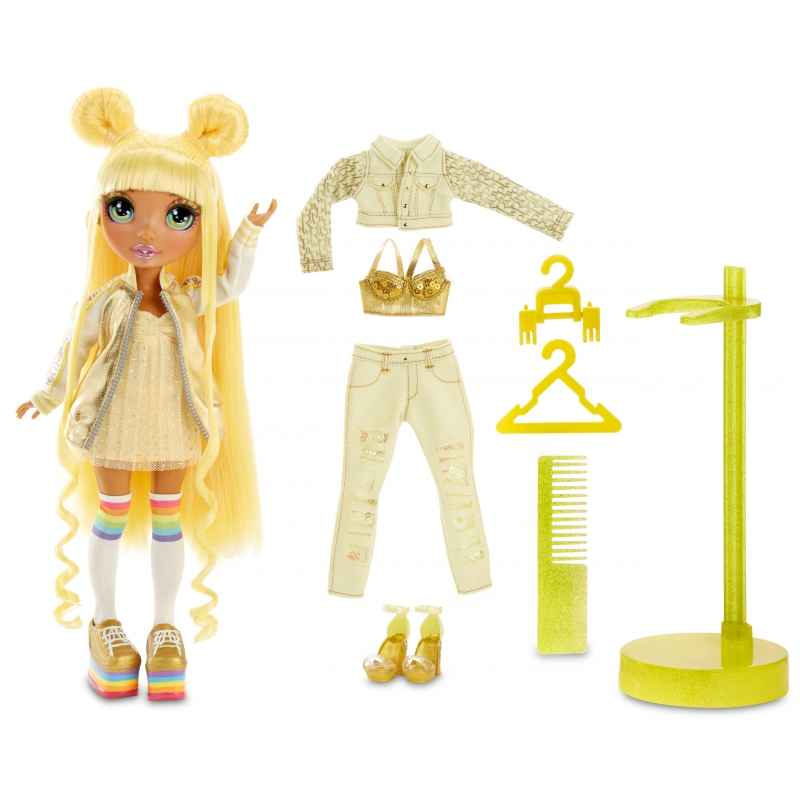 L.O.L Rainbow High Fashion Doll - Sunny Madison lalka Galiny - zdjęcie 1