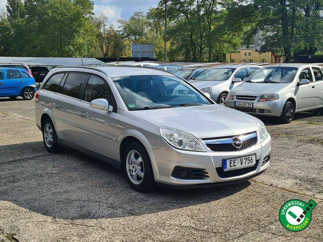 Opel Vectra GAZ do 2031 roku!, super stan techniczny Tomaszów Mazowiecki - zdjęcie 1